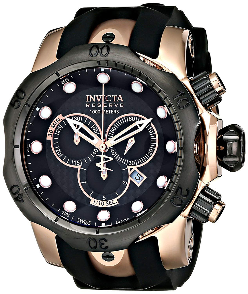 Invicta Reserve Vemon 1000M Diver Swiss Mens Watch 0361