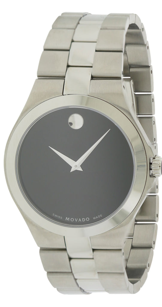 Movado Stainless Steel Mens Watch