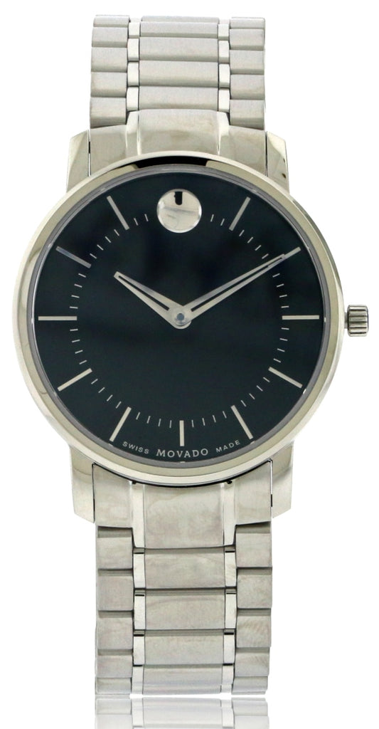 Movado  Stainless Steel  Ladies Watch