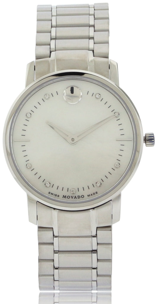 Movado  TC Diamond Ladies Watch
