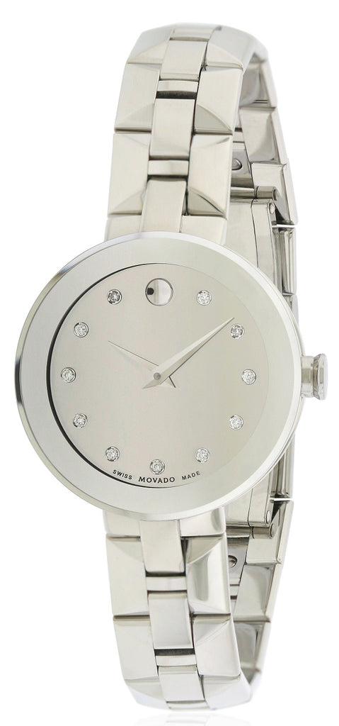 Movado Sapphire Ladies Watch