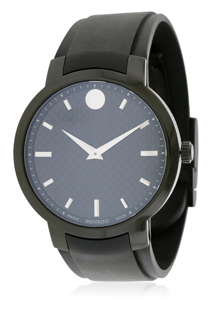 Movado Gravity Rubber Mens Watch