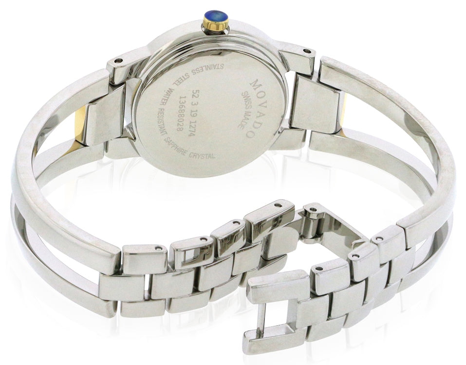 Movado Amorosa Bangle Ladies Watch