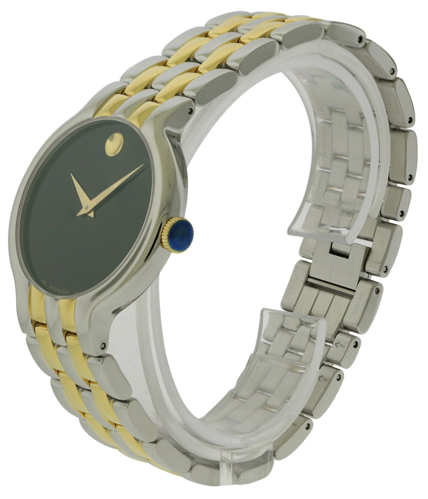 Movado Veturi Two-Tone Stainless steel Mens Watch