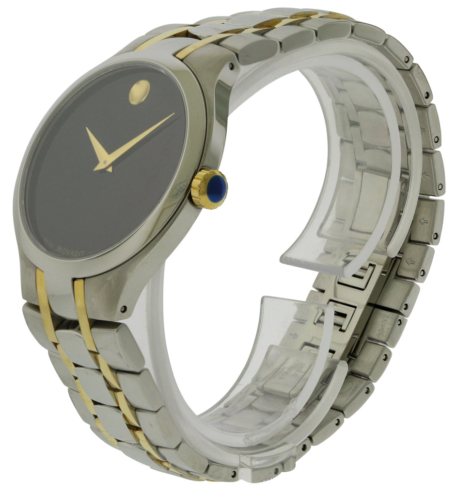 Movado Collection Two-Tone Stainless steel Mens Watch