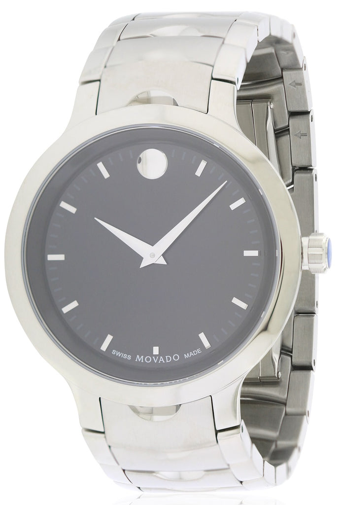 Movado Luno Stainless Steel Mens Watch