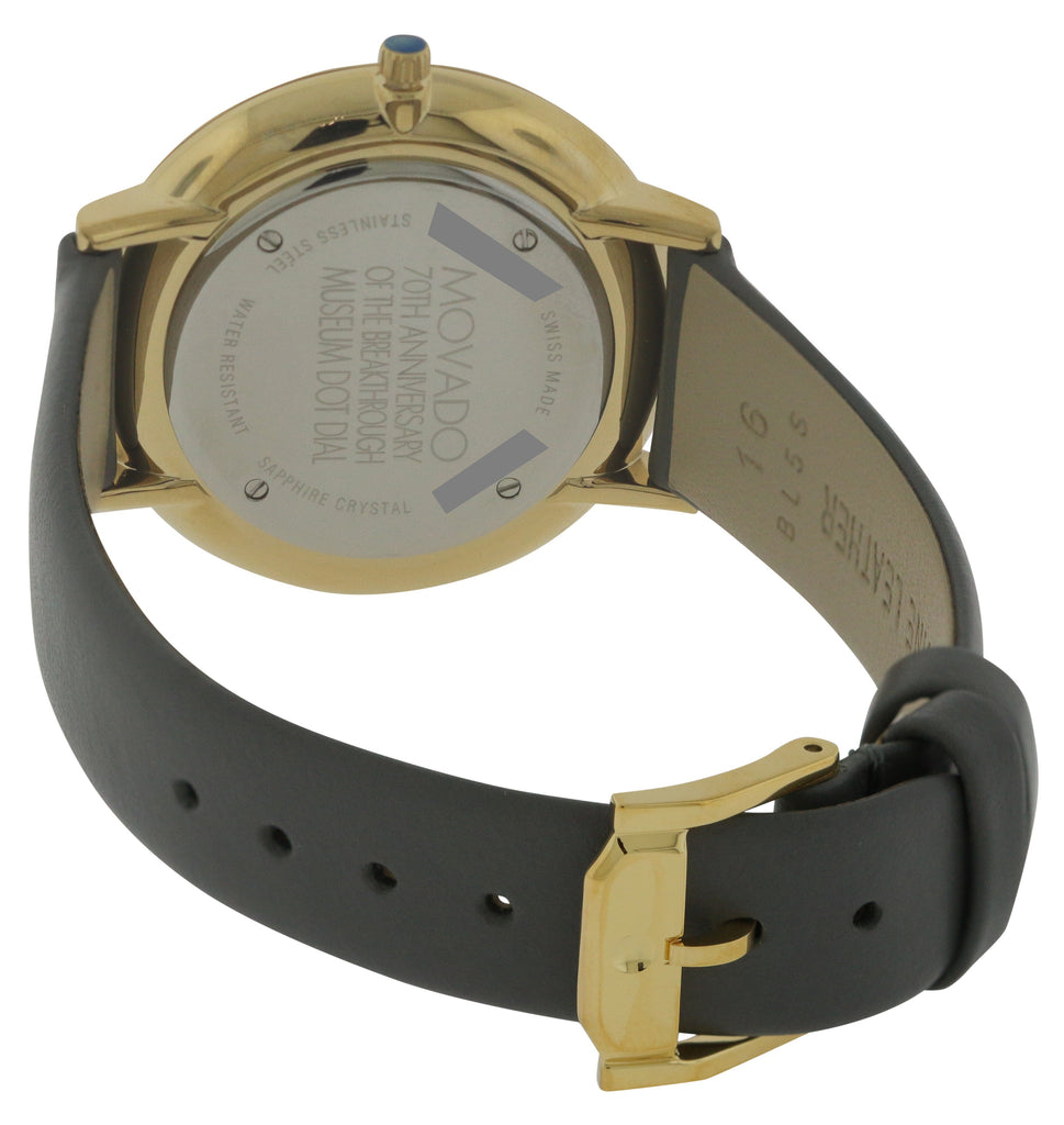 Movado Museum 70th Anniversary Ladies Watch