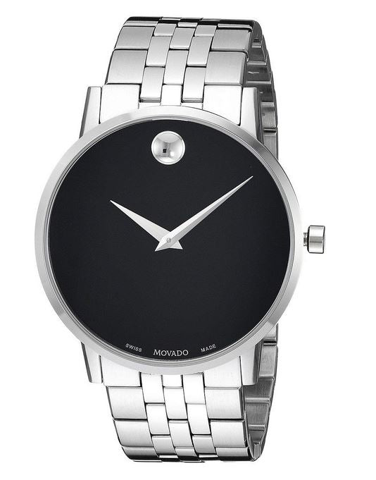 Movado Museum Classic Stainless Steel Mens Watch
