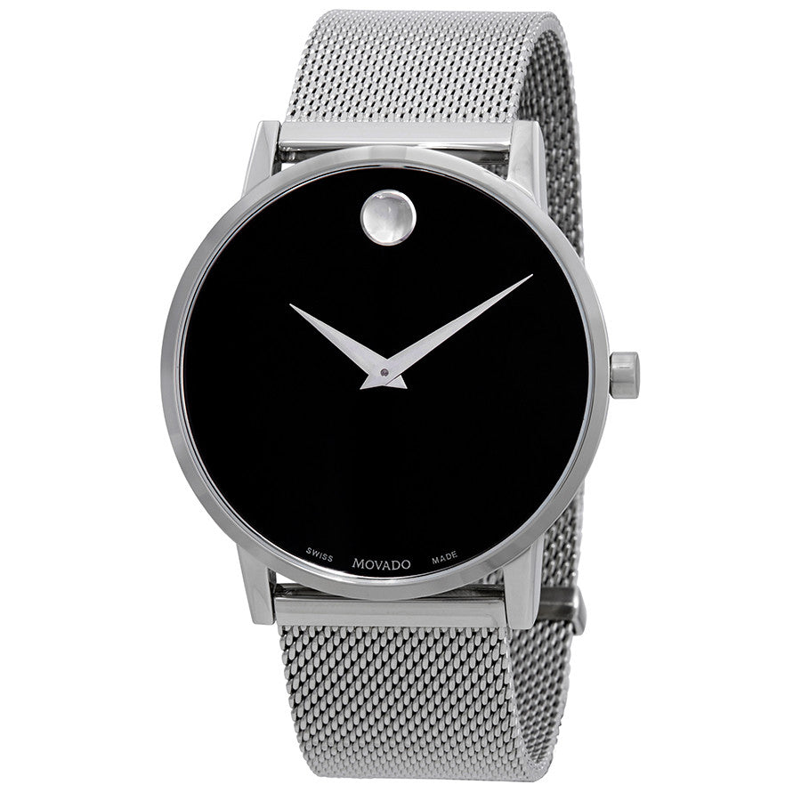 Movado Museum Classic Mesh Mens Watch