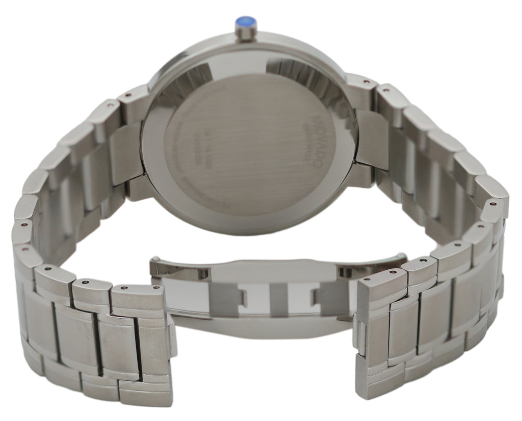 Movado Stiri Stainless Steel Mens Watch