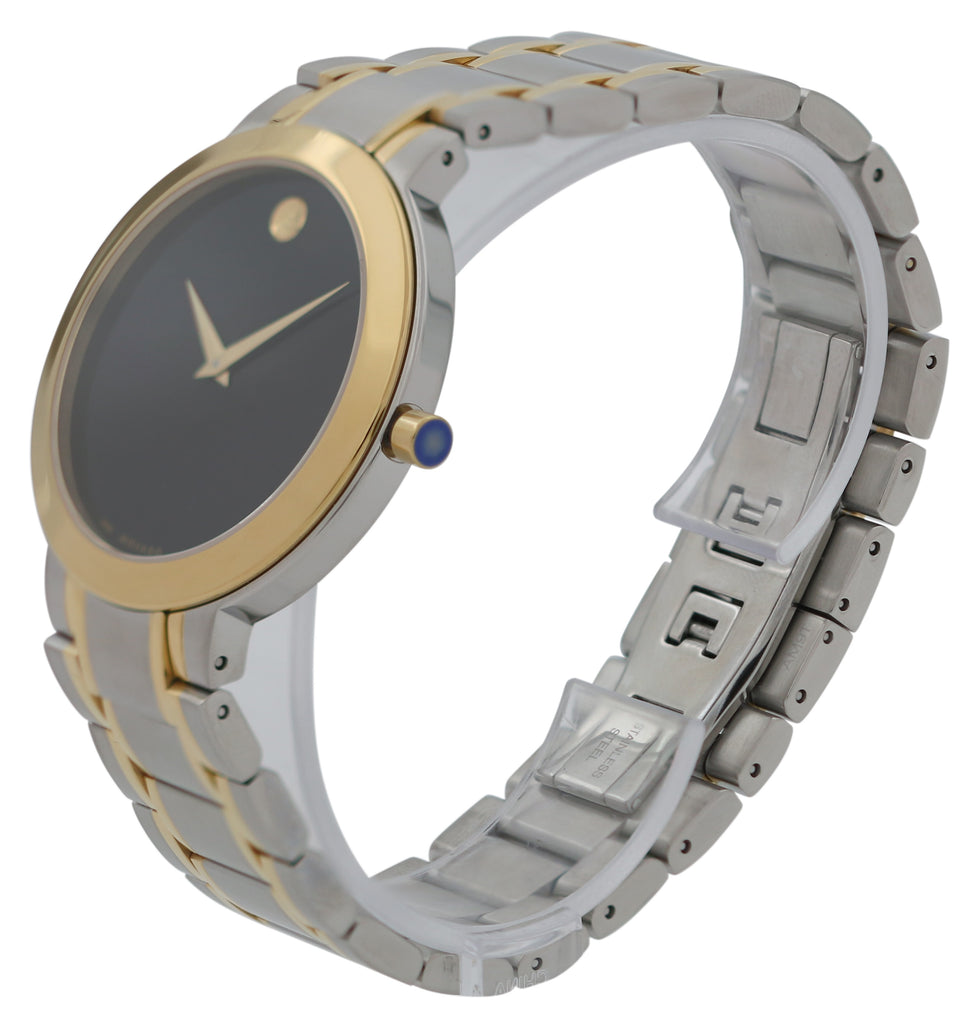 Movado Stiri Two-Tone Mens Watch