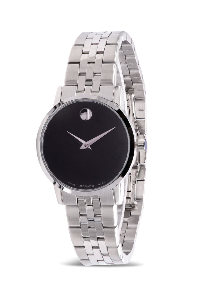 Movado Museum Classic Stainless Steel Ladies Watch