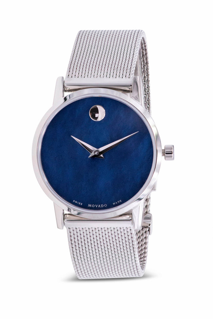 Movado Museum Classic Mesh Ladies Watch