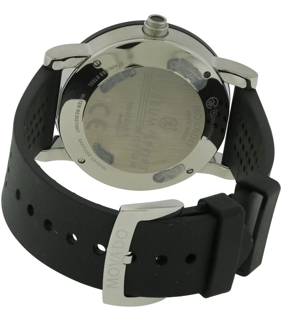 Movado Museum Sport Motion Smartwatch Mens Watch