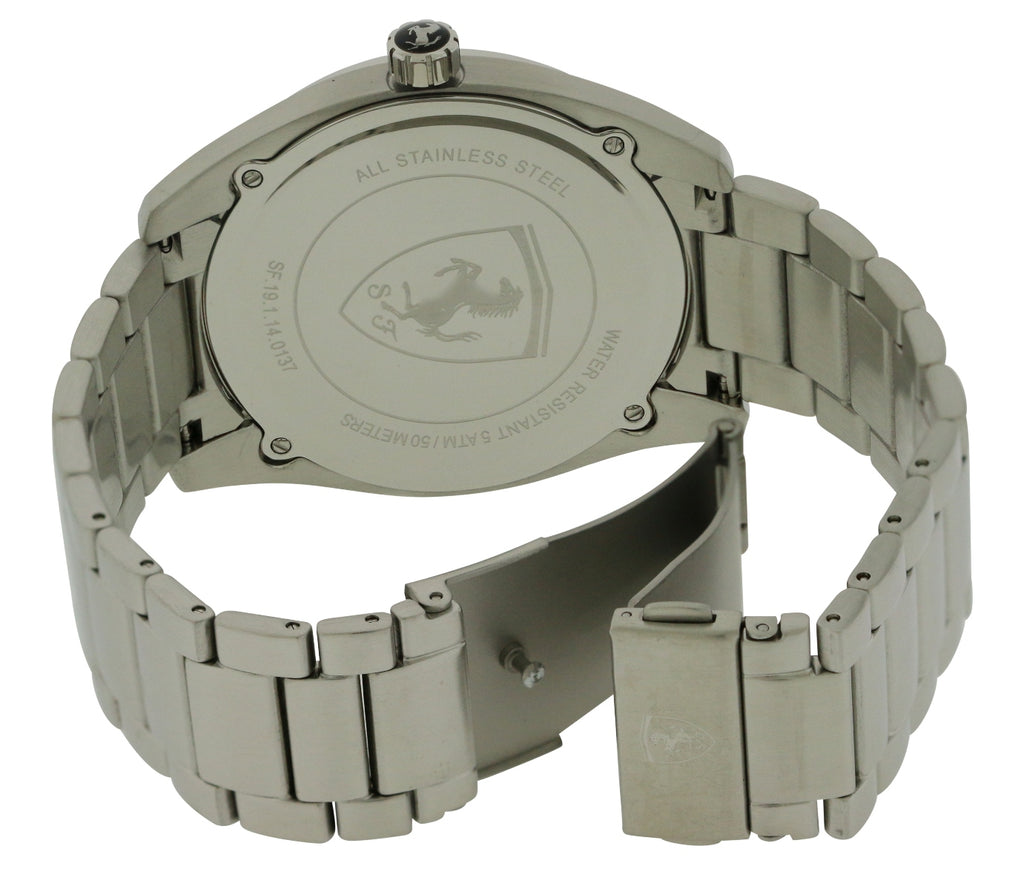 Ferrari Scuderia Stainless Steel Mens Watch