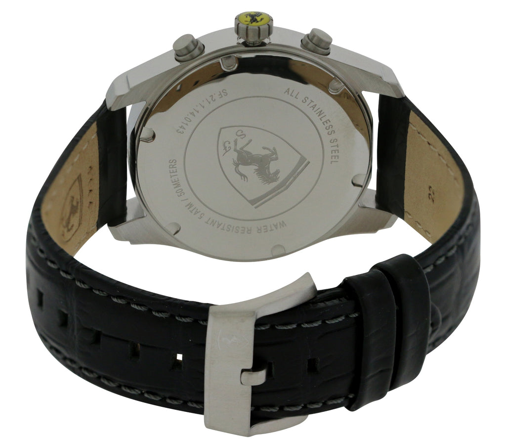 Ferrari Scuderia GBT-C Mens Watch