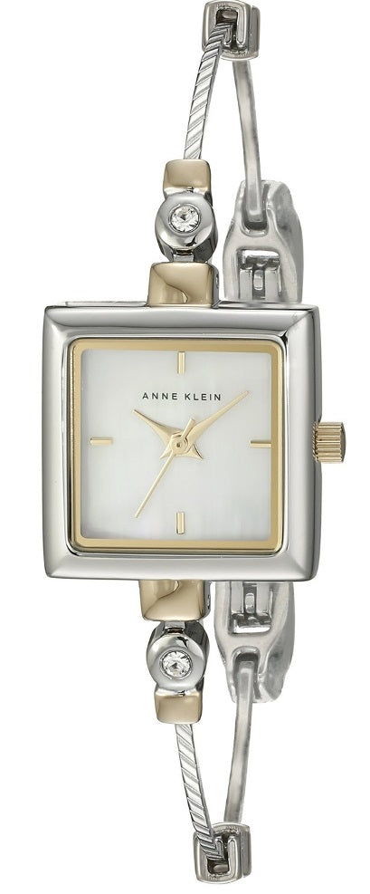Anne Klein Two-Tone Stainless Steel Ladies Watch