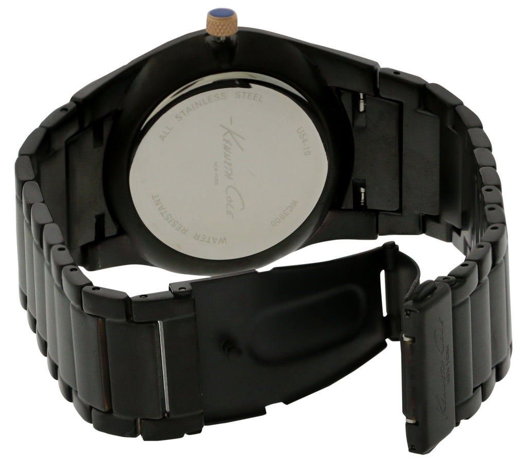 Kenneth Cole Black Mens Watch
