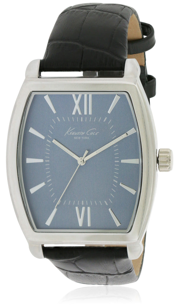 Kenneth Cole New York Leather Mens Watch