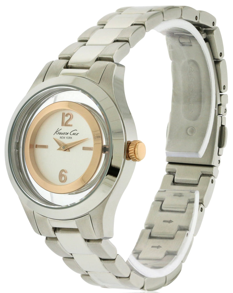 Kenneth Cole Stainless Steel Ladies Watch