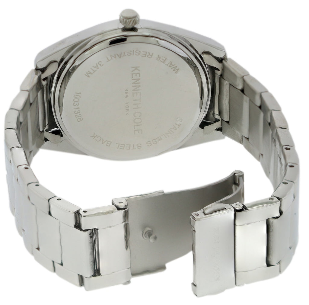 Kenneth Kole New York Stainless Steel Mens Watch