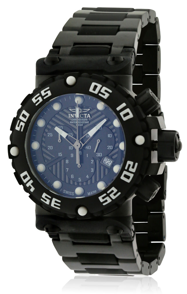 Invicta Subaqua Nitro Black Label Interchangeable Watch