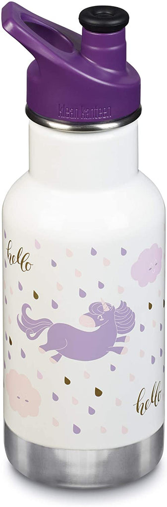 Klean Kanteen Insulated Kid Classic 12oz Unicorn Leap - 1 EA