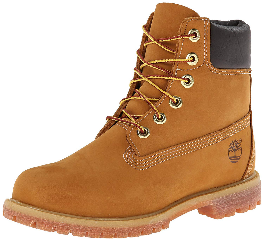 Timberland Womens 6-Inch Premium Boot - Wheat - 9.5 W US