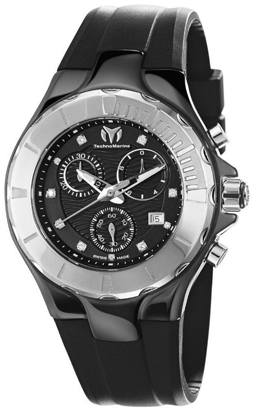 TechnoMarine Cruise   Ceramic Chronograph Unisex   Watch