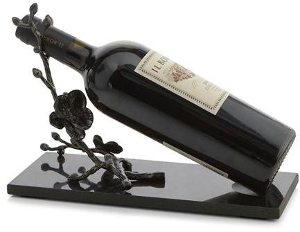 Michael Aram Black Orchid Wine Rest -