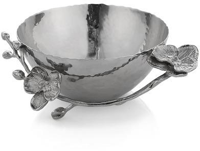 Michael Aram White Orchid Nut Bowl -