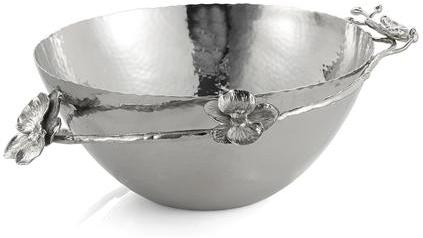 Michael Aram White Orchid Serving Bowl Medium -