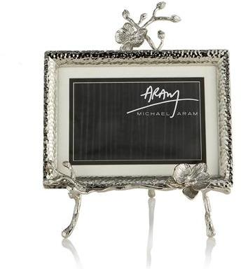 Michael Aram White Orchid Convertible Easel Frame -