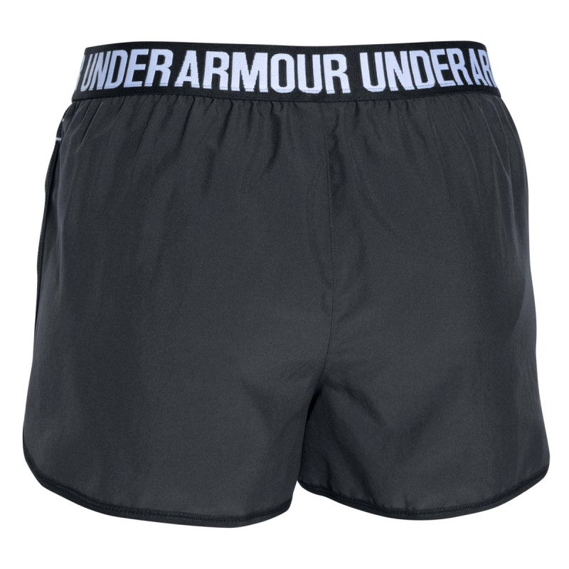 Under Armour Womens Perfect Pace Shorts - XS - Cerise/Black