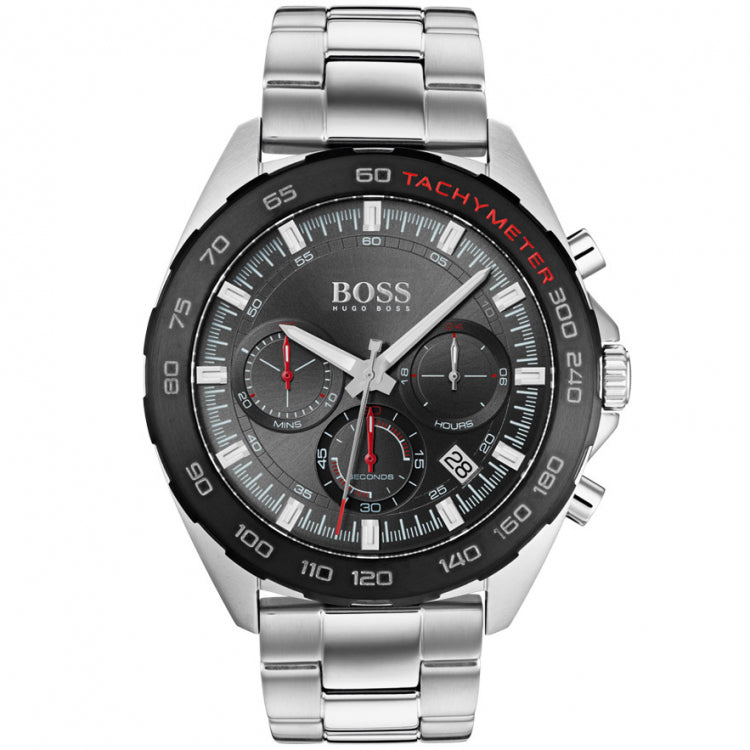 Hugo Boss Intensity Stainless Steel Mens Watch