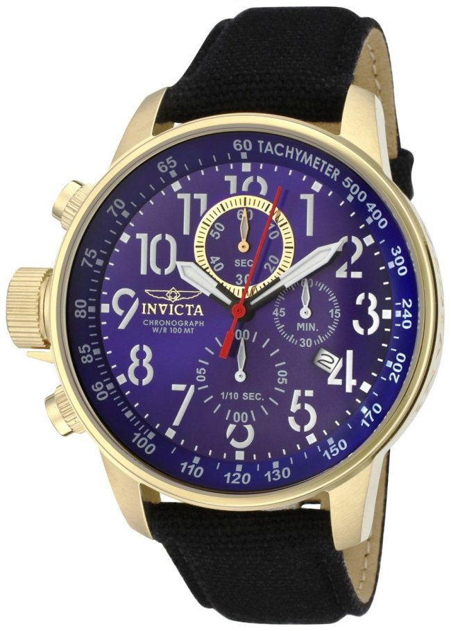 Invicta Lefty Force   Chronograph Mens Watch