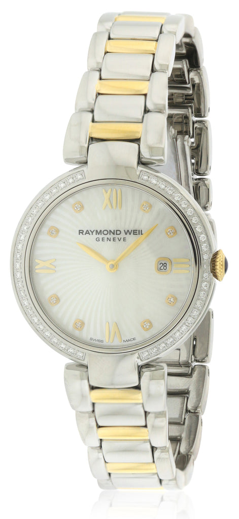 Raymond Weil Shine Two-Tone Ladies Watch