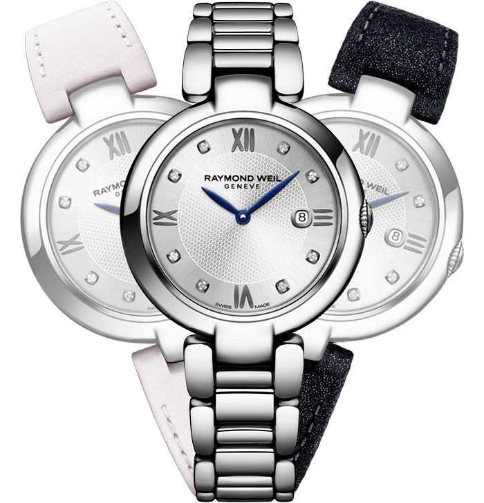 Raymond Weil Shine Etoile Diamond Ladies Watch