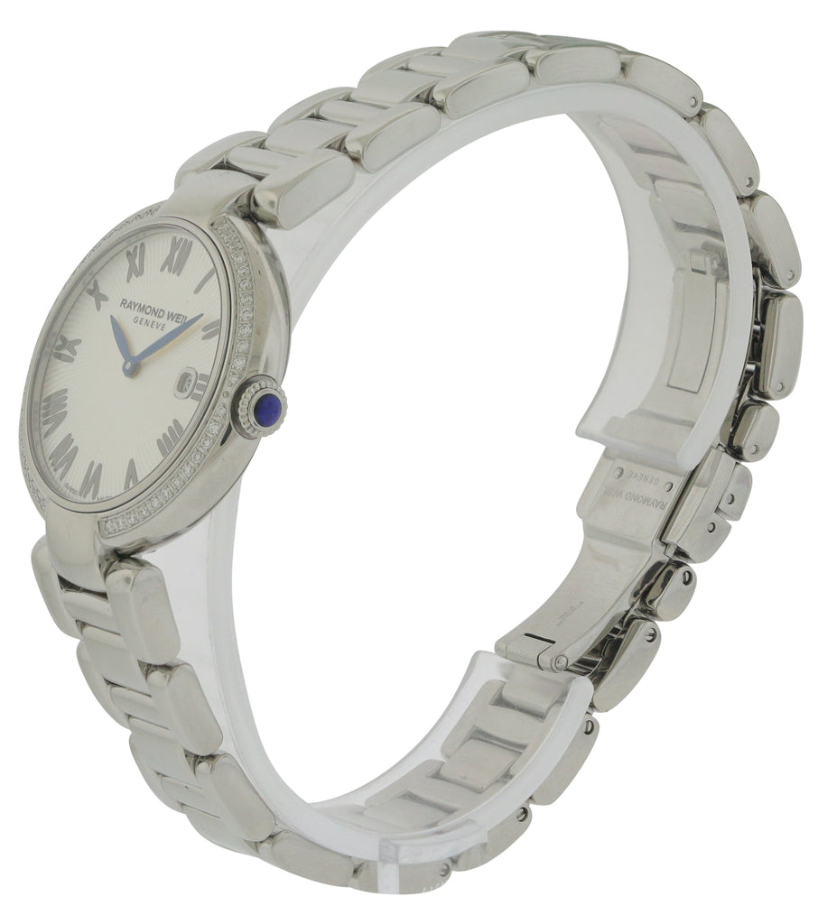 Raymond Weil Shine Stainless Steel Ladies Watch