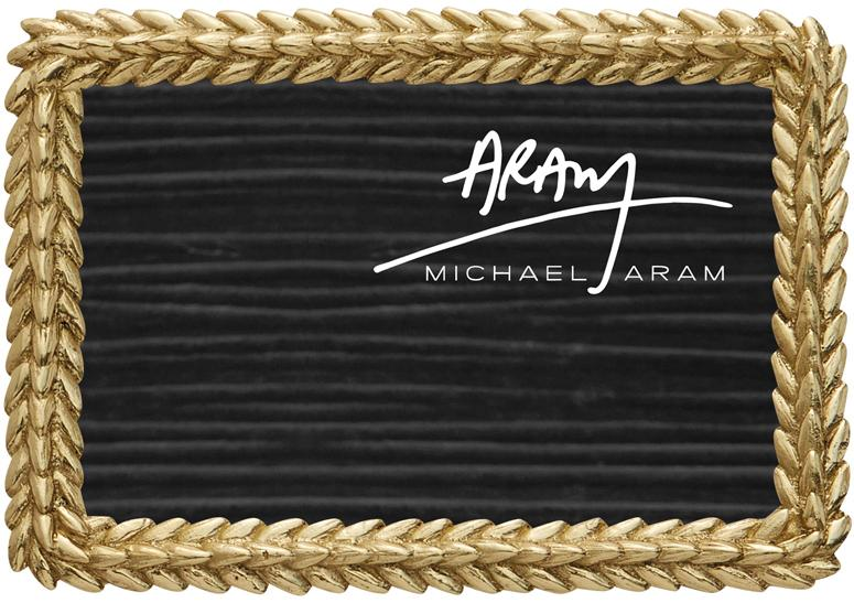 Michael Aram Wheat Frame 4 x 6 -