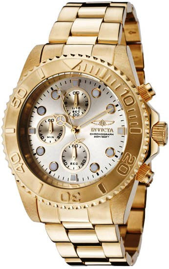 Invicta Pro Diver Chronograph Mens Watch