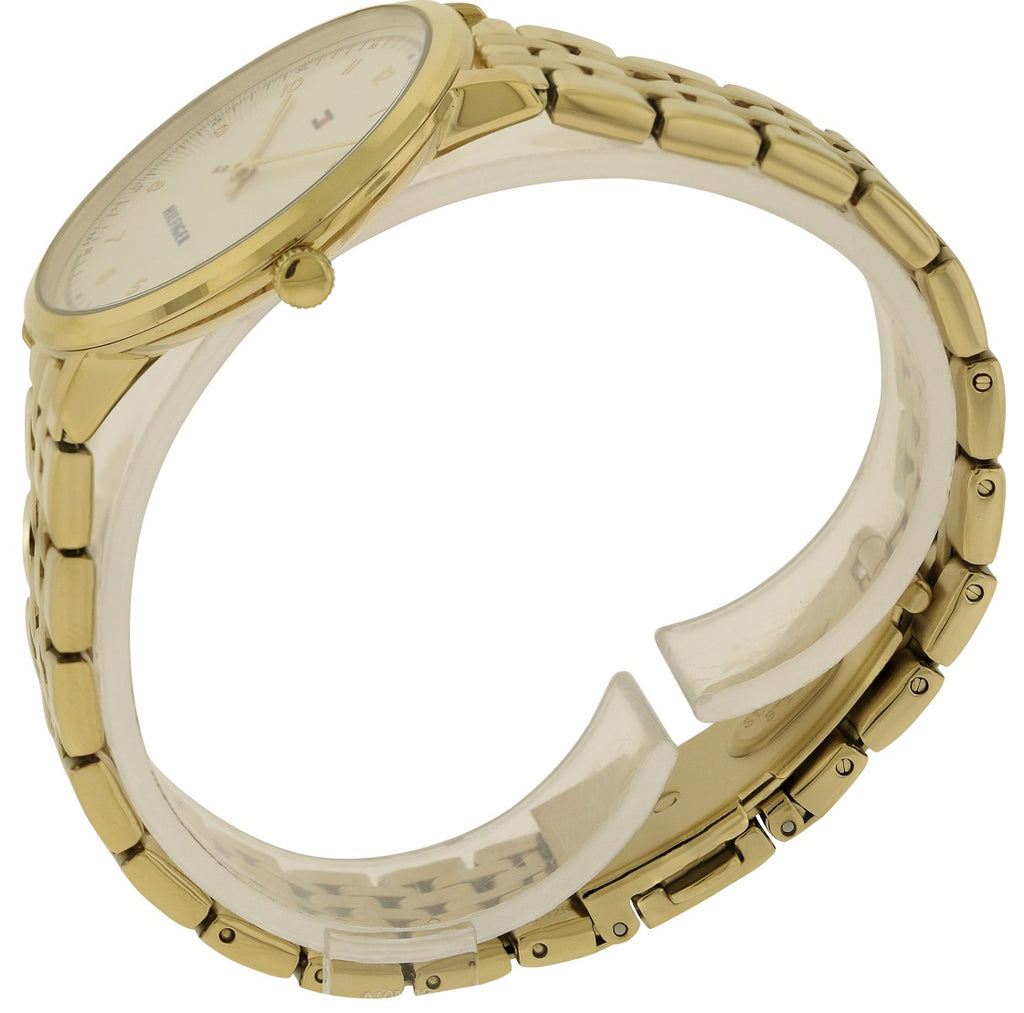 Tommy Hilfiger Gold-Tone Ladies Watch