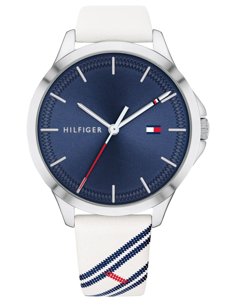 Tommy Hilfiger Peyton Leather Ladies Watch
