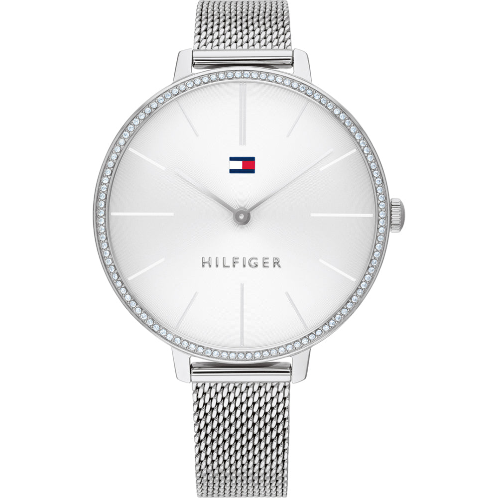 Tommy Hilfiger Kelly Mesh Ladies Watch