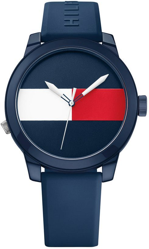 Tommy Hilfiger Cool Sport Silicone Mens Watch