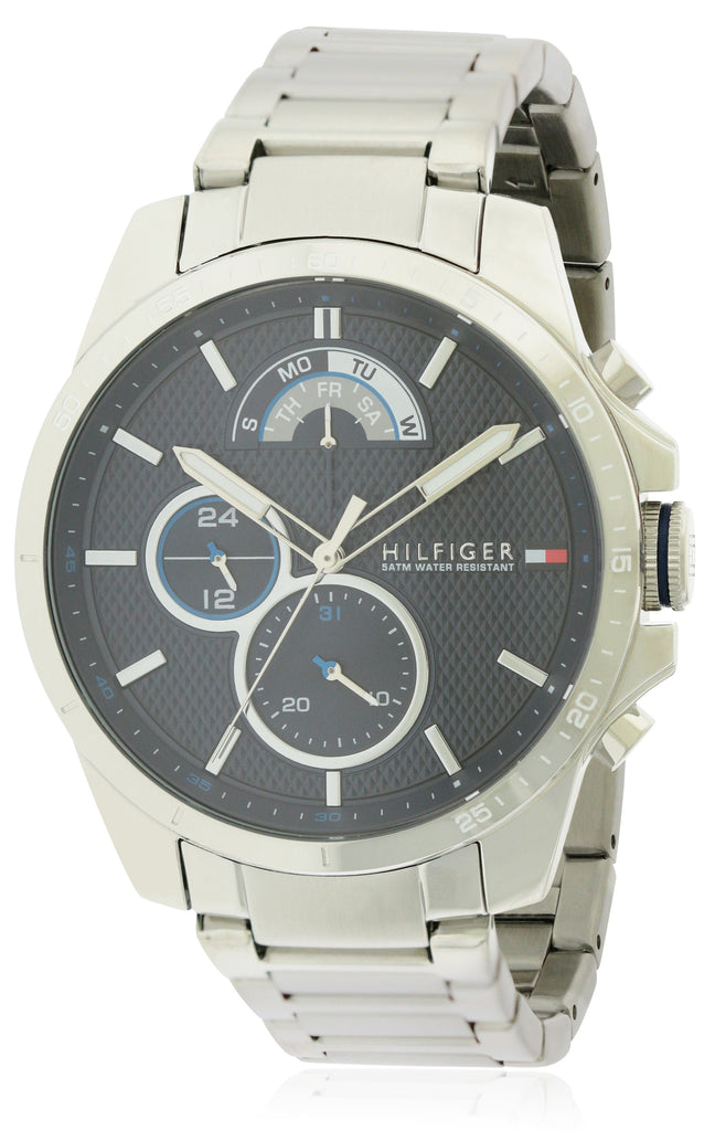 Tommy Hilfiger Stainless Steel Chronograph Mens Watch
