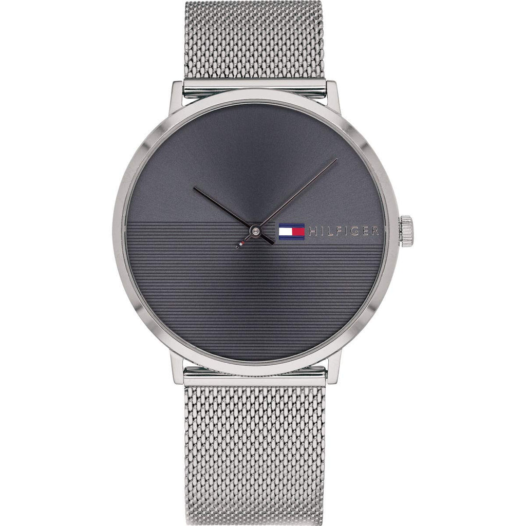 Tommy Hilfiger Stainless Steel Mesh Mens Watch