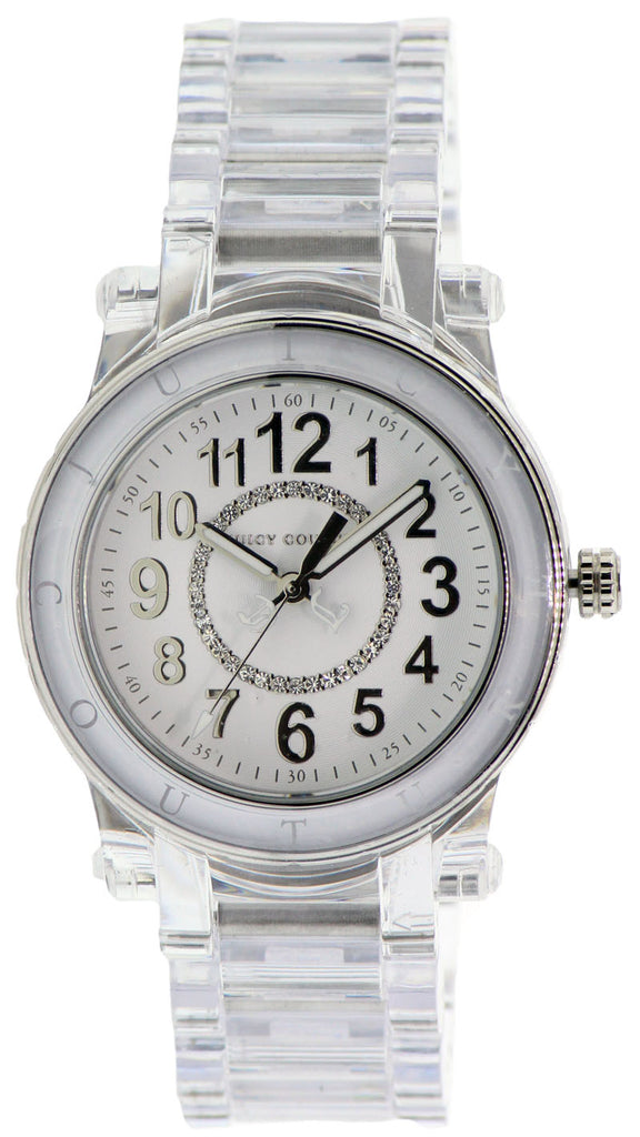 Juicy Couture HRH Collection Translucent Ladies Watch