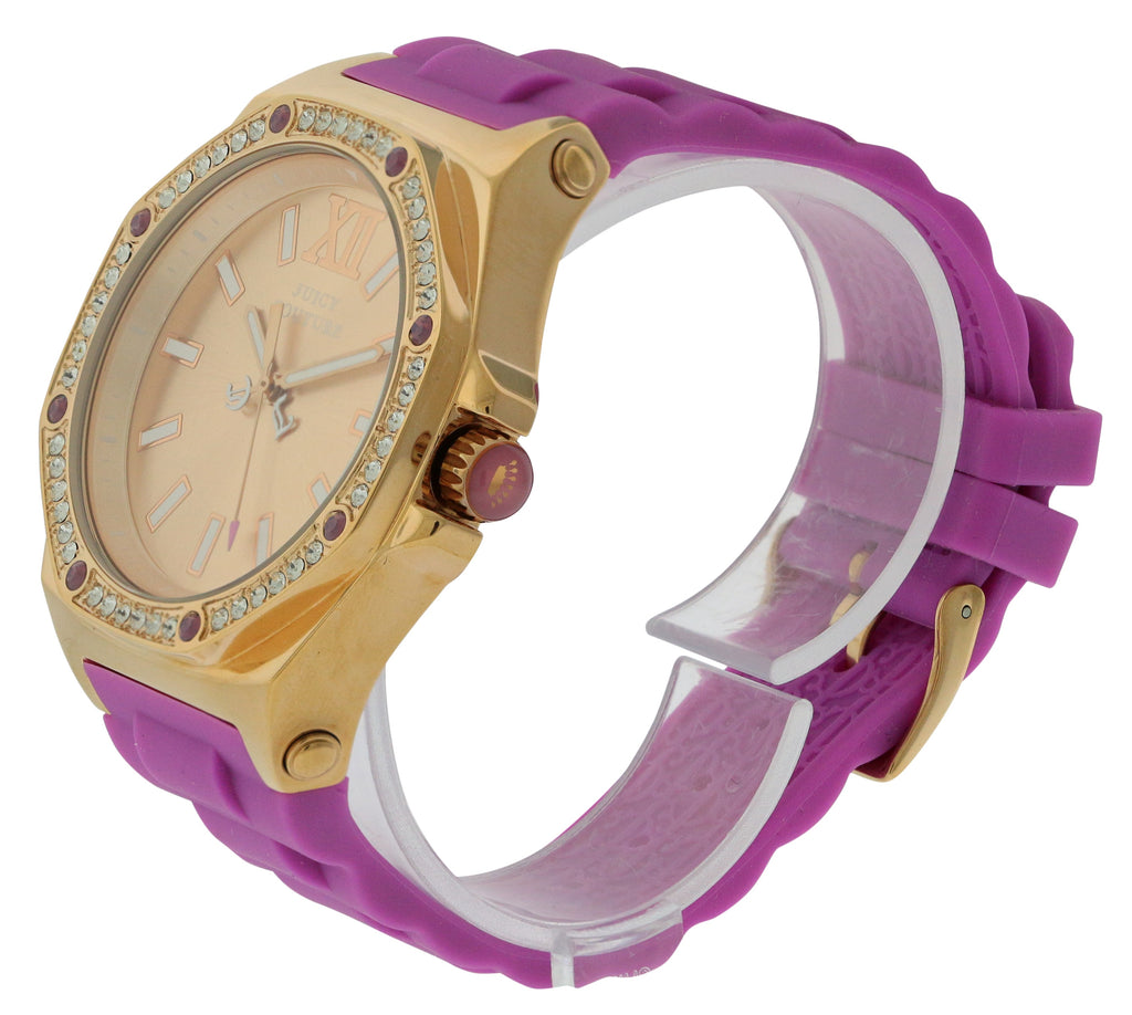Juicy Couture Chelsea Silicone Ladies Watch