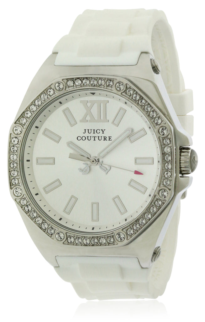 Juicy Couture Silicone Ladies Watch